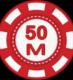 chip 50m